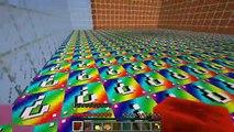 PopularMMOs Minecraft : LUCKY BLOCK SPLEEF (10 DIFFERENT