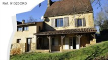 A vendre - Maison en pierres - Sarlat La Caneda (24200) - 6 pièces - 115m²