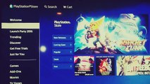 PS4-PSN Free Games Glitch 100% - video dailymotion