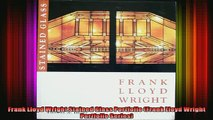 Read  Frank Lloyd Wright Stained Glass Portfolio Frank Lloyd Wright Portfolio Series  Full EBook