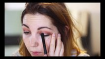 BEAUTY - Maquillage Prune Total Look
