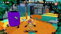 Splatoon - Gameplay Walkthrough Part 5 - Classic Squiffer