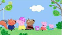 peppa pig listens to grown up music