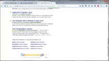 Negative Keywords - Google Adwords 2 Minute Tutorials