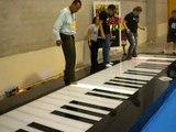 Super Piano en el Campus Party Brasil 2011