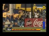 Los goles de Riquelme de tiro libre (Libero)
