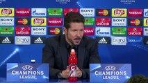 """Simeone : """"Nous étions meilleurs que le Barça"""""""