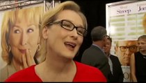 Meryl Streep from Hope Springs at screening Premiere in SVA Theater in New York - Theaters August 8,