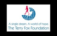 Why 6 yr old Annie is running in this year's Terry Fox Run