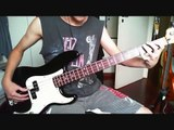 Iron Maiden - Fear of the Dark [bass cover by Renan]