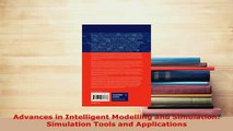 PDF  Advances in Intelligent Modelling and Simulation Simulation Tools and Applications  Read Online