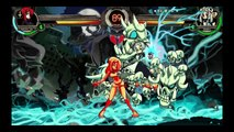 [PS4]Skullgirls 2nd Encore MY END WITH PARASOUL LOL