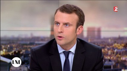 Macron : l'homme qui peut sauver la gauche ? - La Nouvelle Edition du 14/04 - CANAL+