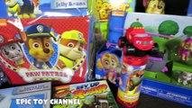 GIANT PAW PATROL Surprise with Paw Patrol Surprise Eggs, Paw Patrol Blind Bag & New Paw Patrol Toys