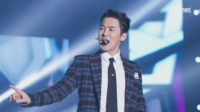 [KCON 2016 Japan×M COUNTDOWN] 원조아이돌의 위엄! '전진'의 'INTRO Dance+WOW WOW WOW' 무대