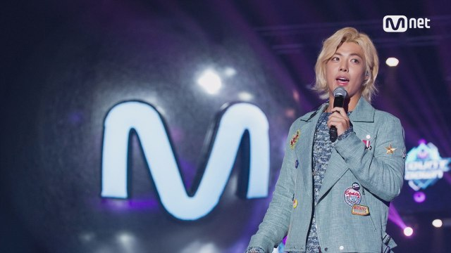 [KCON 2016 Japan×M COUNTDOWN] '강남'의 달콤한 'CHOCOLATE' 무대