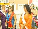 Fiestas en Benferri: divertida carrera de cintas y solemne procesión
