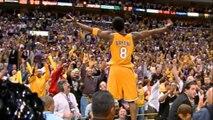 Les adieux de Kobe Bryant à la NBA, vus par les médias US