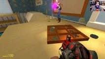 Gmod CREEPY WOODY Toy Story Mod! (Garrys Mod)