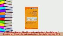 PDF  Michelin Spain Northwest Asturias Cantabria  Espagne NordOuest Asturies Cantabrie Map Download Online