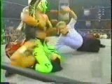 WCW Nitro Eddie Guerrero vs. Rey Mysterio Jr.