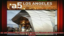 Download  A5 LOS ANGELES Architecture Interiors Lifestyle a5 Architecture Series Full EBook Free