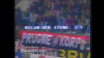 02.11.1994 - 1994-1995 UEFA Champions League Group D Matchday 4 AC Milan 2-1 AEK