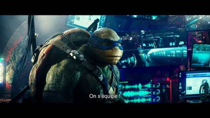 NINJA TURTLES 2 EN 3D - Bande-annonce VO
