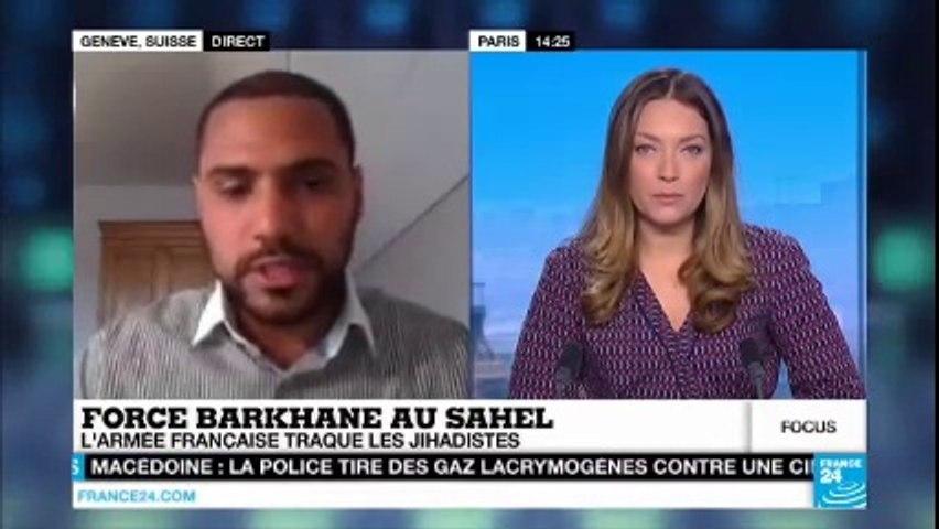 Avec l'armée française qui traque les djihadistes dans le désert malien