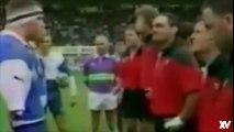 Rugby : Bagarre générale mythique entre Toulon et Bègles en 1991