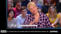 LGJ :Renaud ému aux larmes après un tendre message de Renan Luce