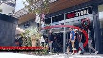 Découvrez le RCT Store et le RCT Café de l'Avenue 83
