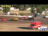 7-24-2010 Hornets Heat Race Grays Harbor Raceway