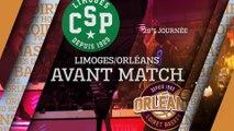 Avant-Match - J29 - Orléans se déplace à Limoges