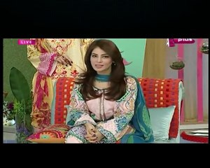 Ek Nayee Subha With Farah in HD – 14th April 2016 Part 1