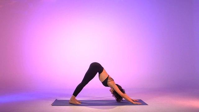 Sun Salutations (Surya Namaskar A), Yoga