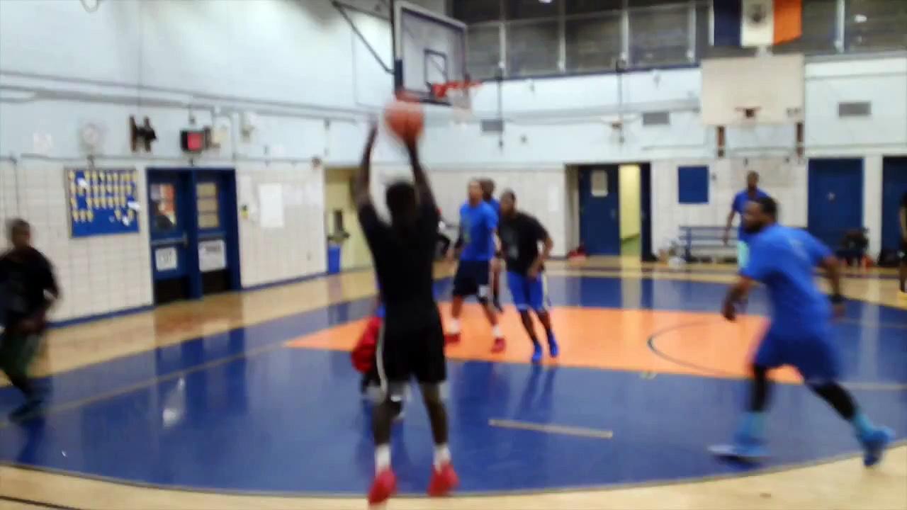 Damon Denteh Basketball Highlights
