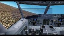 Flight Sim 2002 737 Landing