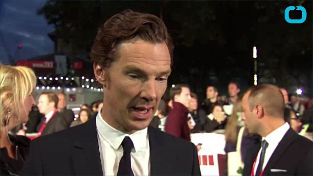 Benedict Cumberbatch to Star as the New Grinch
