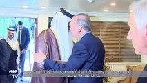 قادة الدول الاعضاء في منظمة التعاون الاسلامي  في اسطنبول