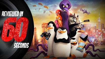 Penguins of Madagascar - Reviewed in 60 Seconds