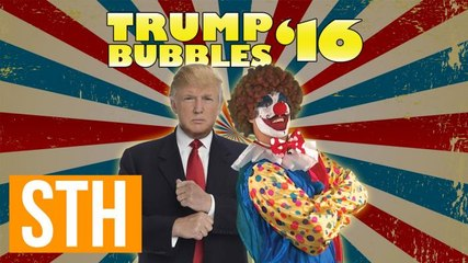 Bubbles The Clown Joins The Donald Trump Presidential Ticket