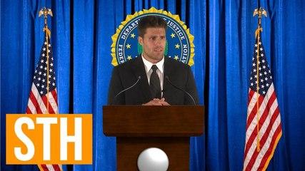 BREAKING: FBI Press Conference - Ashley Madison Hack (Part 1)