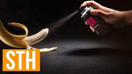 NYC Design Student Unveils Spray-On Latex Condom