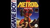 Metroid II: Return Of Samus Music - Sudden Metroid Spike