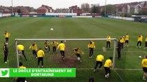 Zap Foot du 14 avril: l'entraînement étrange de Dortmund, quand Pogba fait la misère à une amie, en immersion dans les vestiaires du Real etc.