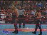 WCW Nitro 7.08.2000 Kevin Nash & Sting vs Steiners