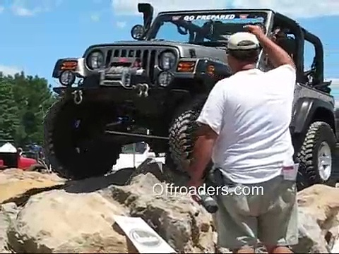 Jeep Show – 2007 All Breeds Jeep Show