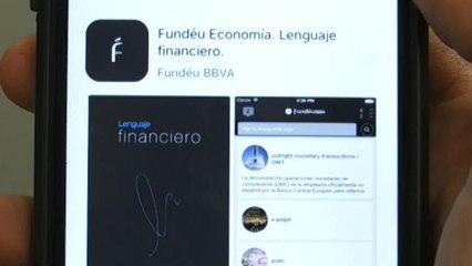 El mundo financiero, en nuestro móvil, gracias a la Fundéu
