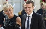 Brigitte et Emmanuel Macron dans Paris Match - ZAPPING ACTU DU 14/04/2016